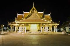 Temple avenue entrance Stock Images