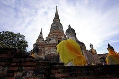 Temple in Ayudhaya, Thailand Royalty Free Stock Image