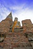 Temple in Ayudhaya, Thailand Stock Image