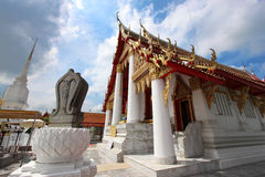 Temple in ayuthaya Royalty Free Stock Photo