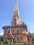 Temple Ayutthaya Royalty Free Stock Photography