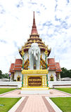 Temple Ayutthaya Thailand Stock Photos