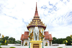 Temple Ayutthaya Thailand. Wat Ram Chantra in Ayutthaya Thailand Stock Images