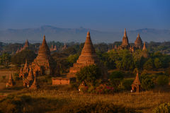 Temple of Bagan Royalty Free Stock Photography