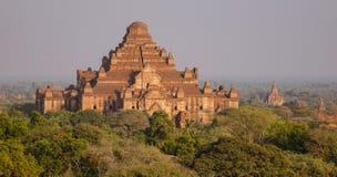 Temple of Bagan, Myanmar Stock Image
