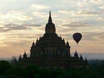 Temple in Bagan Stock Image