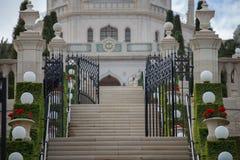 Temple Bahai image libre de droits