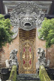 Temple in Bali Royalty Free Stock Images