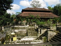Temple on Bali (Asia) Royalty Free Stock Photo
