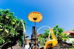 Temple,Bali Stock Image