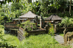 Temple in bali indonesia Royalty Free Stock Photography