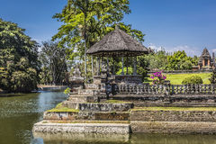 Temple in Bali, Indonesia on a beautiful sunny day Royalty Free Stock Photo