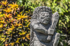 Temple in Bali, Indonesia on a beautiful sunny day Royalty Free Stock Image
