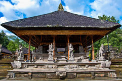 Temple. Bali. Indonesia Royalty Free Stock Photos