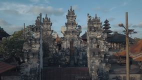 Temple in bali indonesia Stock Images