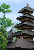 Temple in Bali, Indonesia Royalty Free Stock Photos