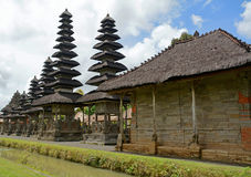 Temple in Bali Royalty Free Stock Photography