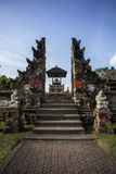 Temple. Balinesian temple of himduism, Dempasar, indonesia Stock Images