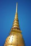 Temple in Bangkok. Temple - Bangkok Architecture royalty free stock photography