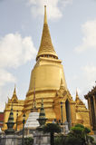 The temple in bangkok Royalty Free Stock Photo