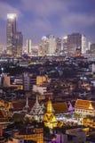 Temple in the Bangkok Stock Photos