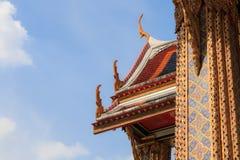 Temple in Bangkok Stock Photography