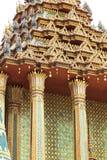 Temple in Bangkok, Thailand. Royalty Free Stock Photography