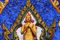 Temple, Bangkok, Thailand. Stock Image