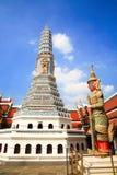Temple of Bangkok Thailand royalty free stock photo