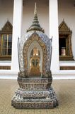 Wat Saket in Bangkok, Thailand Stock Photography