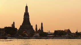 Temple in Bangkok, Thailand Stock Image