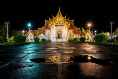 Temple in Bangkok Royalty Free Stock Images