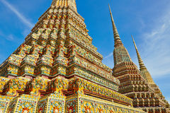 Temple in Bangkok Stock Photography