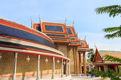 Temple in Bangkok Royalty Free Stock Image