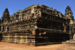 Temple in Baphuon. Side View of Baphuon, Siem Reap, Cambodia Royalty Free Stock Image
