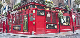 Temple Bar Stock Photography