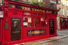 The Temple Bar Royalty Free Stock Images