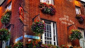 Temple Bar royalty free stock photography
