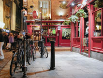 Temple Bar in Dublin Stock Images