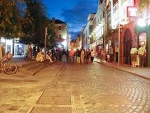 Temple Bar in Dublin Royalty Free Stock Photo