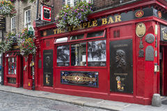 Temple Bar - Dublin - Ireland Stock Images
