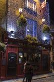 Temple Bar in Dublin, Ireland, 2015 Royalty Free Stock Photography