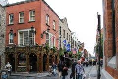 Temple Bar, Dublin Royalty Free Stock Photo
