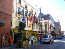 Temple Bar - Dublin Stock Images