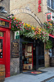 Temple Bar Pub in Dublin, Ireland Royalty Free Stock Images