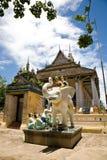 Temple, Battambang, Cambodia Stock Photo