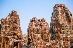 Temple Bayon Images stock
