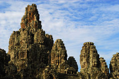 Temple Bayon royalty free stock photography