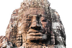 Temple Bayon Royalty Free Stock Image