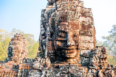 Temple Bayon Royalty Free Stock Images